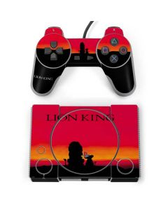 The Lion King PlayStation Classic Bundle Skin