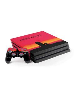 The Lion King PS4 Pro Bundle Skin