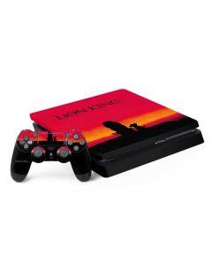 The Lion King PS4 Slim Bundle Skin