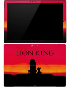 The Lion King Surface Pro 4 Skin