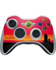 The Lion King Xbox 360 Wireless Controller Skin
