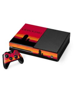 The Lion King Xbox One Console and Controller Bundle Skin