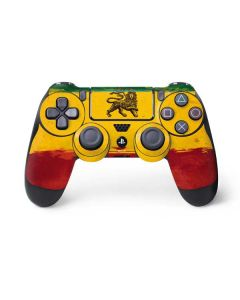 The Lion of Judah Rasta Flag PS4 Pro/Slim Controller Skin