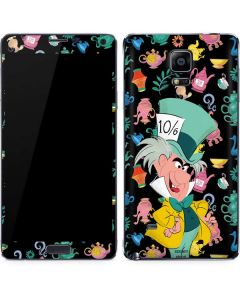 The Mad Hatter Galaxy Note 4 Skin