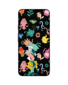 The Mad Hatter Google Pixel 3a Skin