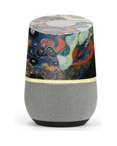The Maiden Google Home Skin