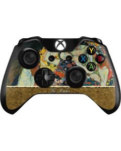 The Maiden Xbox One Controller Skin