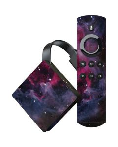 The Orion Nebula Pink Amazon Fire TV Skin