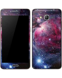 The Orion Nebula Pink Galaxy Grand Prime Skin