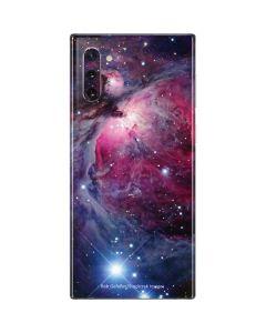 The Orion Nebula Pink Galaxy Note 10 Skin