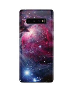 The Orion Nebula Pink Galaxy S10 Plus Skin