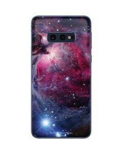 The Orion Nebula Pink Galaxy S10e Skin