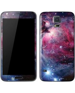 The Orion Nebula Pink Galaxy S5 Skin
