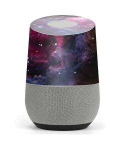 The Orion Nebula Pink Google Home Skin