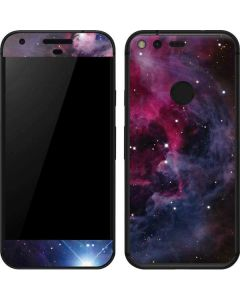 The Orion Nebula Pink Google Pixel Skin