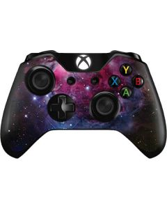 The Orion Nebula Pink Xbox One Controller Skin
