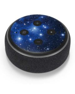The Pleiades Amazon Echo Dot Skin