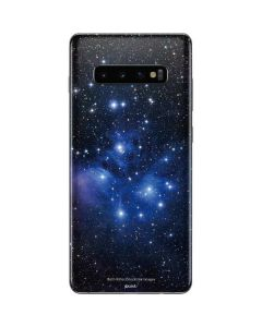 The Pleiades Galaxy S10 Plus Skin
