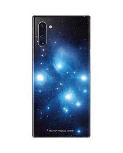 The Pleiades Star Cluster Galaxy Note 10 Skin