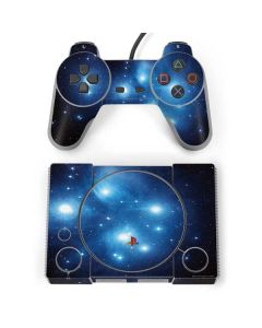 The Pleiades Star Cluster PlayStation Classic Bundle Skin