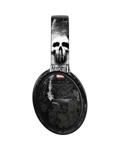 The Punisher White Skull Bose QuietComfort 35 Headphones Skin