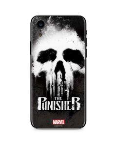 The Punisher White Skull iPhone XR Skin