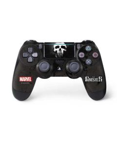 The Punisher White Skull PS4 Pro/Slim Controller Skin
