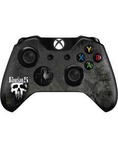 The Punisher White Skull Xbox One Controller Skin