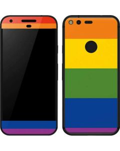 The Rainbow Flag Google Pixel Skin