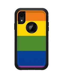 The Rainbow Flag Otterbox Defender iPhone Skin