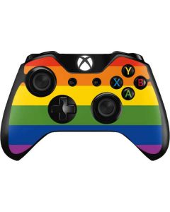 The Rainbow Flag Xbox One Controller Skin