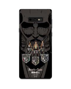 The Three Walls Galaxy Note 9 Skin