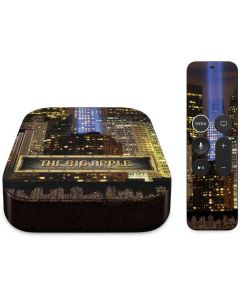 The Tribute in Light Memorial Apple TV Skin
