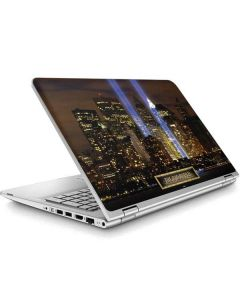 The Tribute in Light Memorial ENVY x360 15t-w200 Touch Convertible Laptop Skin