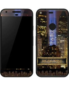 The Tribute in Light Memorial Google Pixel Skin