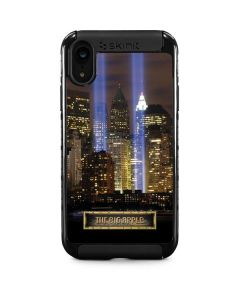 The Tribute in Light Memorial iPhone XR Cargo Case