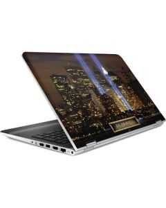 The Tribute in Light Memorial HP Pavilion Skin