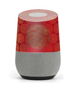 The year of the Drago Google Home Skin