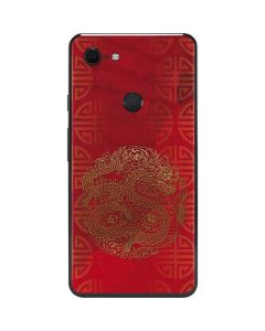 The year of the Drago Google Pixel 3 XL Skin