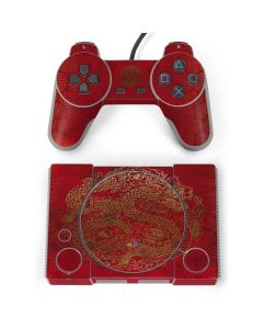 The year of the Drago PlayStation Classic Bundle Skin