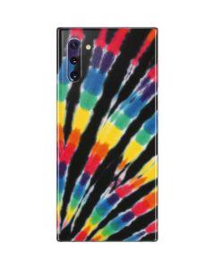 Tie Dye - Rainbow Galaxy Note 10 Skin