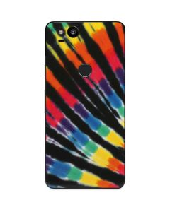 Tie Dye - Rainbow Google Pixel 2 Skin