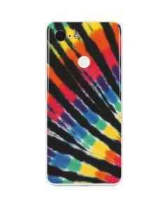 Tie Dye - Rainbow Google Pixel 3 Skin
