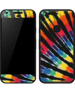 Tie Dye - Rainbow Google Pixel Skin