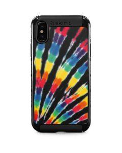 Tie Dye - Rainbow iPhone X Cargo Case