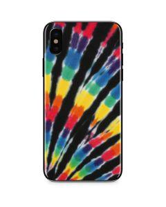 Tie Dye - Rainbow iPhone XS Skin