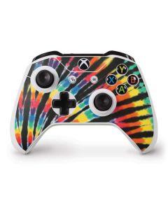 Tie Dye - Rainbow Xbox One S Controller Skin