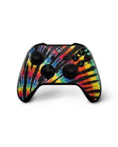 Tie Dye - Rainbow Xbox One X Controller Skin
