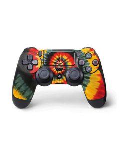 Tie Dye - Rasta Spiral PS4 Pro/Slim Controller Skin