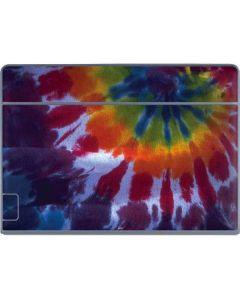 Tie Dye Galaxy Book Keyboard Folio 12in Skin